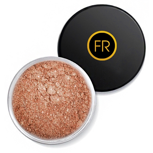 Bronzed Gold Loose Shimmer Powder