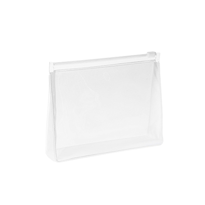 Clear Zip Slide Bag 6x5