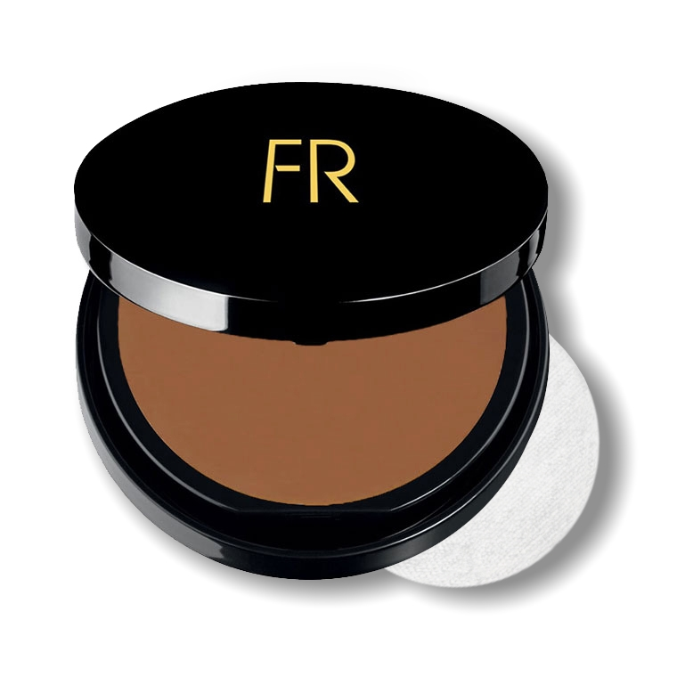 Luxury Oil Blotting Pressed Powder -