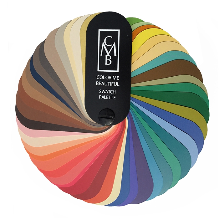 Spring Swatch Fan  Spring Color Fan, Spring Color Palette, Spring Colors, Spring Shades,