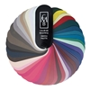 Winter Swatch Fan Winter Color Fan, Winter Color Palette, Winter Colors, Winter Shades,