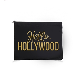 Hello Hollywood Makeup Bag